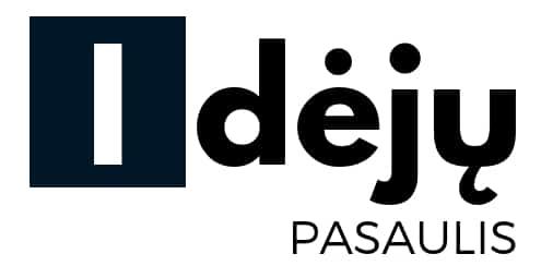 Idėjų pasaulis logotipas